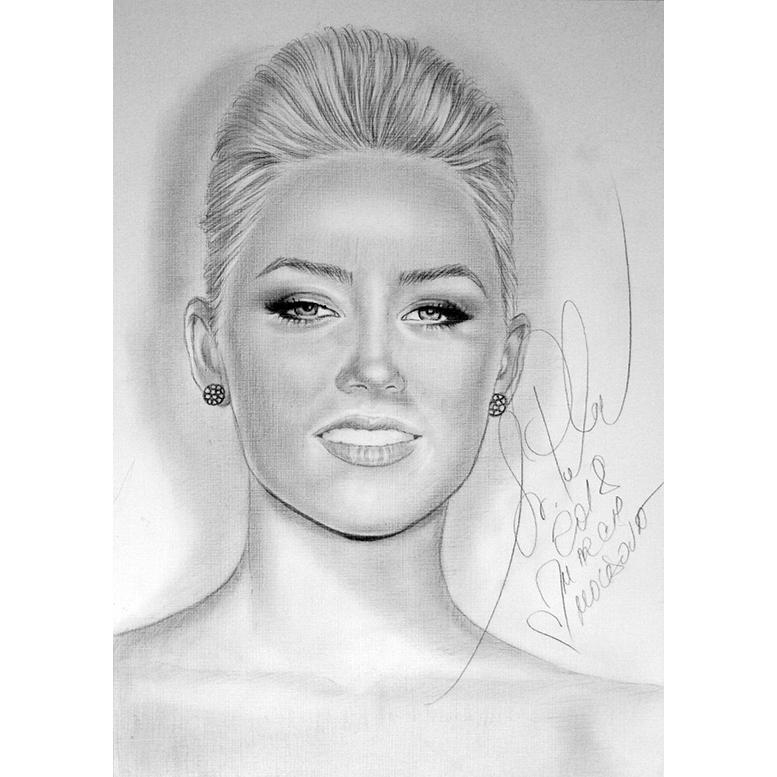 Amber Heard by svetliaciok